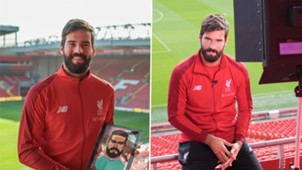 Alisson composite exclusive