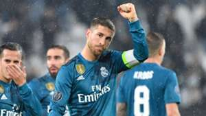 2018-04-13 Sergio Ramos Real Madrid