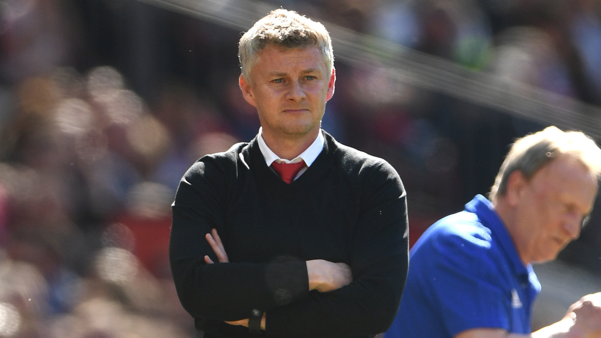 Ole Gunnar Solskjaer Manchester United 2018-19