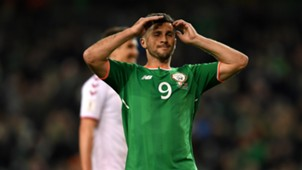 Shane Long Republic of Ireland Denmark 14112017