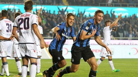 Mattia Caldara Atalanta Crotone Serie A