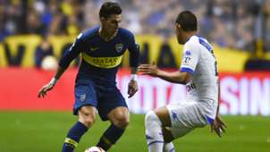 Cristian Pavon Boca Velez Superliga 02092018