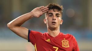 Ferran Torres Spain U-17
