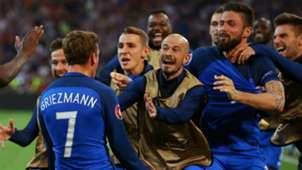 Antoine Griezmann France Euro 2016