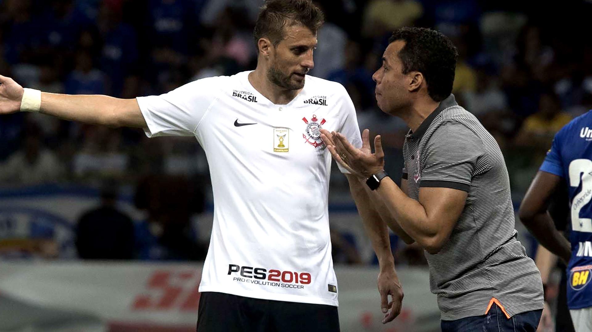 Jair Ventura Henrique Cruzeiro Corinthians Brasileirão Série A 14112018
