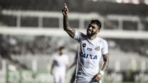 Gabigol Santos São Caetano Campeonato Paulista 14022018