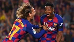 LaLiga: Fati-Gala bei Barca-Sieg gegen Valencia, Real gewinnt dank Benzema-Doppelpack