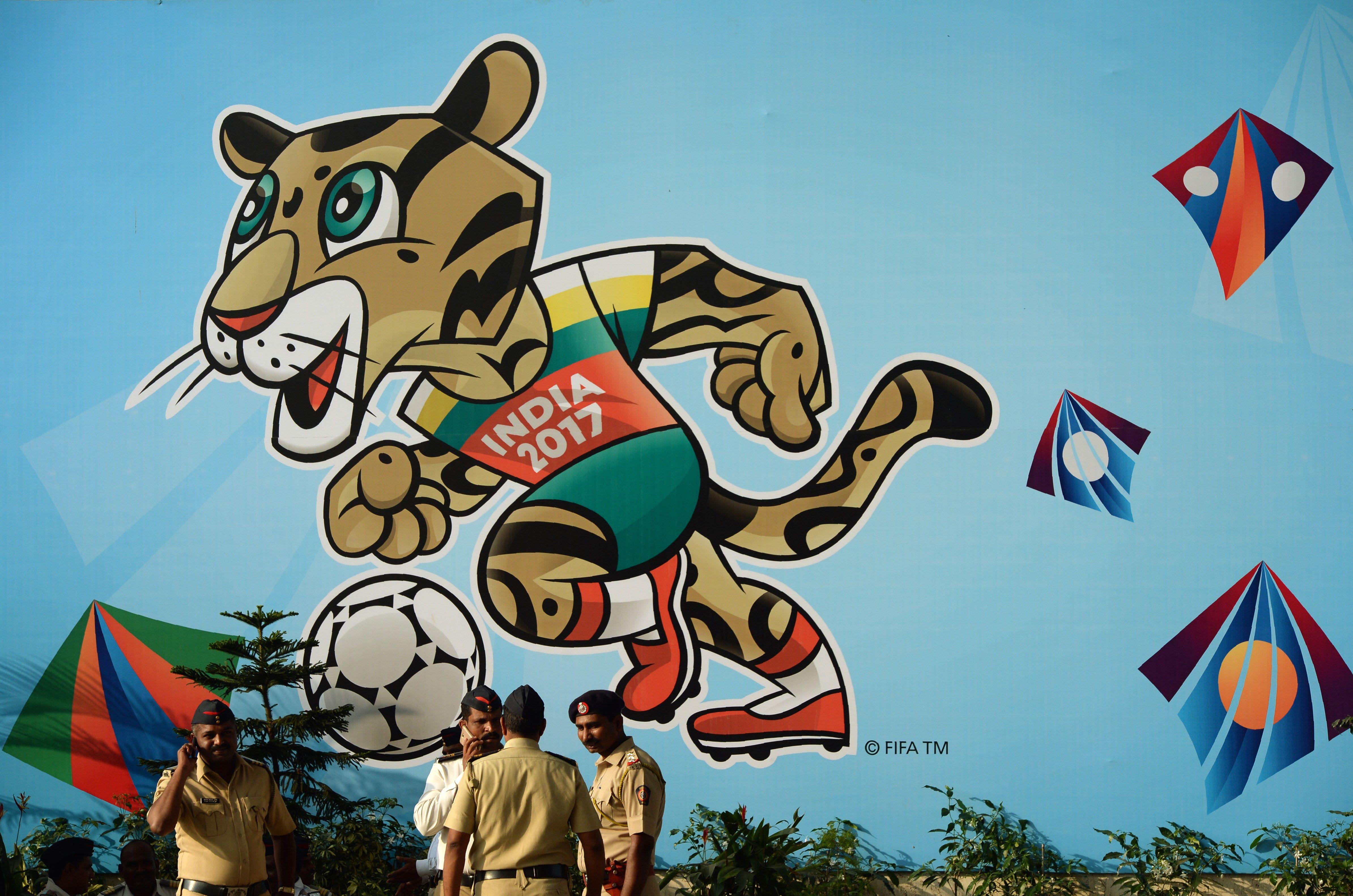 FIFA U17 WC 2017 India