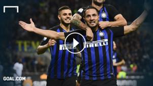 GFX Inter Mailand AC Florenz 25092018