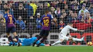Philippe Coutinho Barcelona Real Madrid LaLiga 28102018