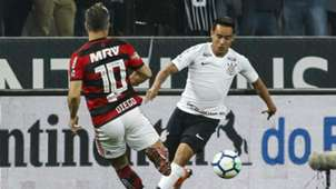 Jadson e Diego - Corinthians z Flamengo - 26/09/2018