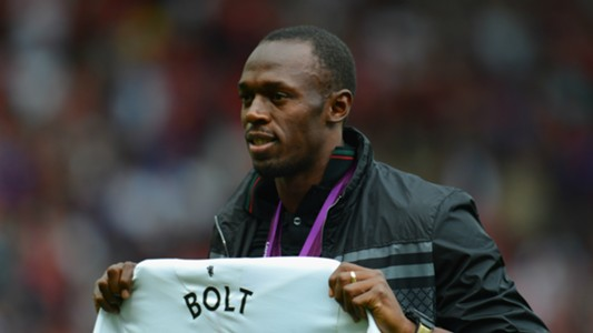 Usain Bolt Set To Make Manchester United Debut Against