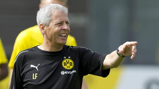 Lucien Favre BVB Borussia Dortmund 09072018