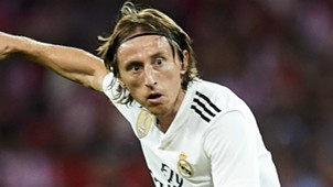 Luka Modric Real Madrid 2018-19