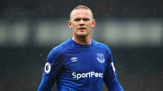 Wayne Rooney Everton 04072018