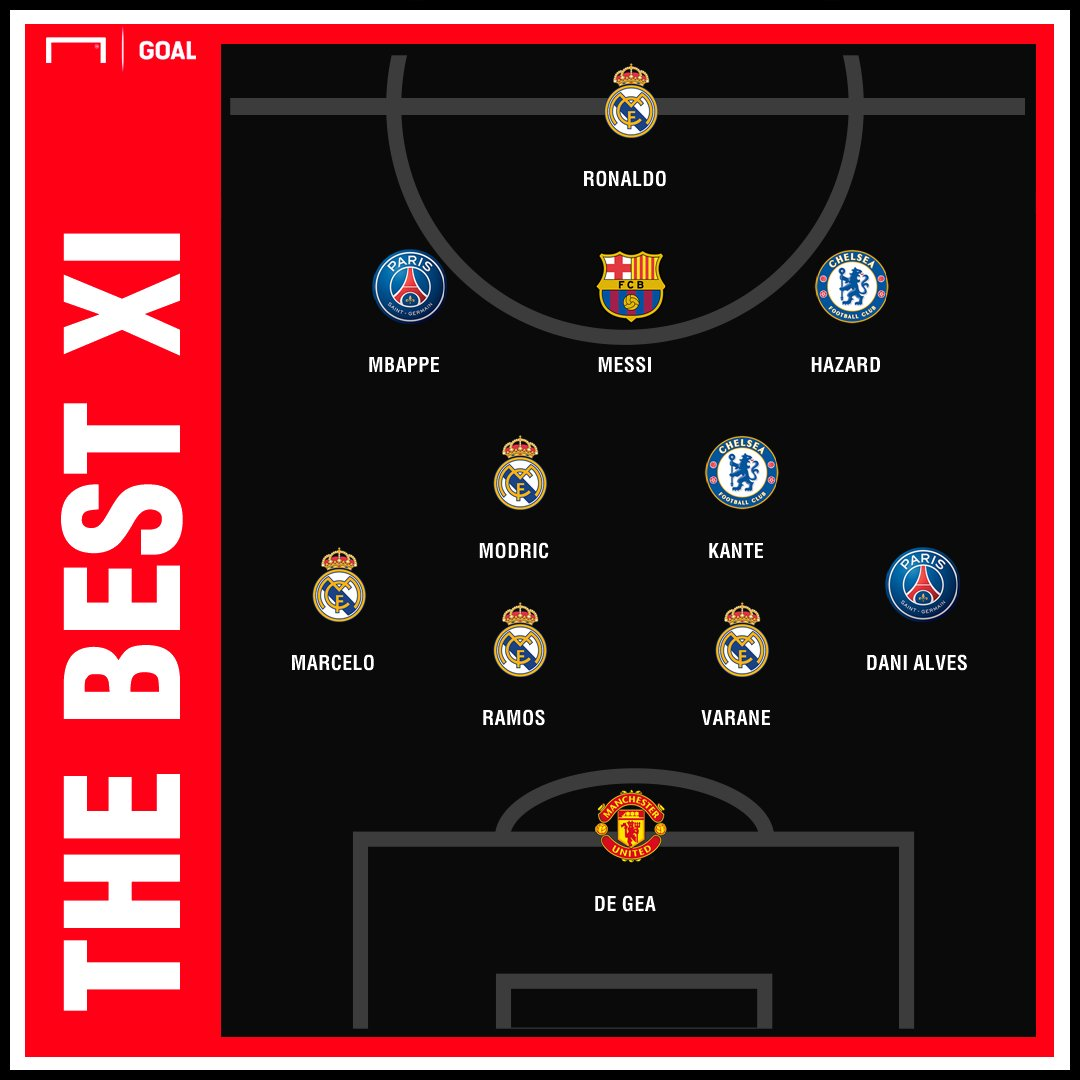The Best 11