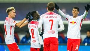 Naby Keita RB Leipzig FC Schalke