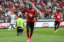 Firmin Ndombe Mubele Rennes 2017
