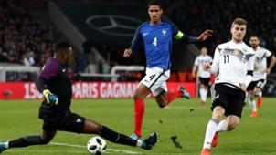 Raphael Varane Germany France
