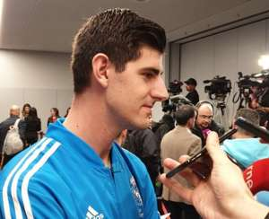 Courtois zona mixta