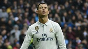 Cristiano Ronaldo missed penalty Real Madrid Valencia LaLiga 29042017