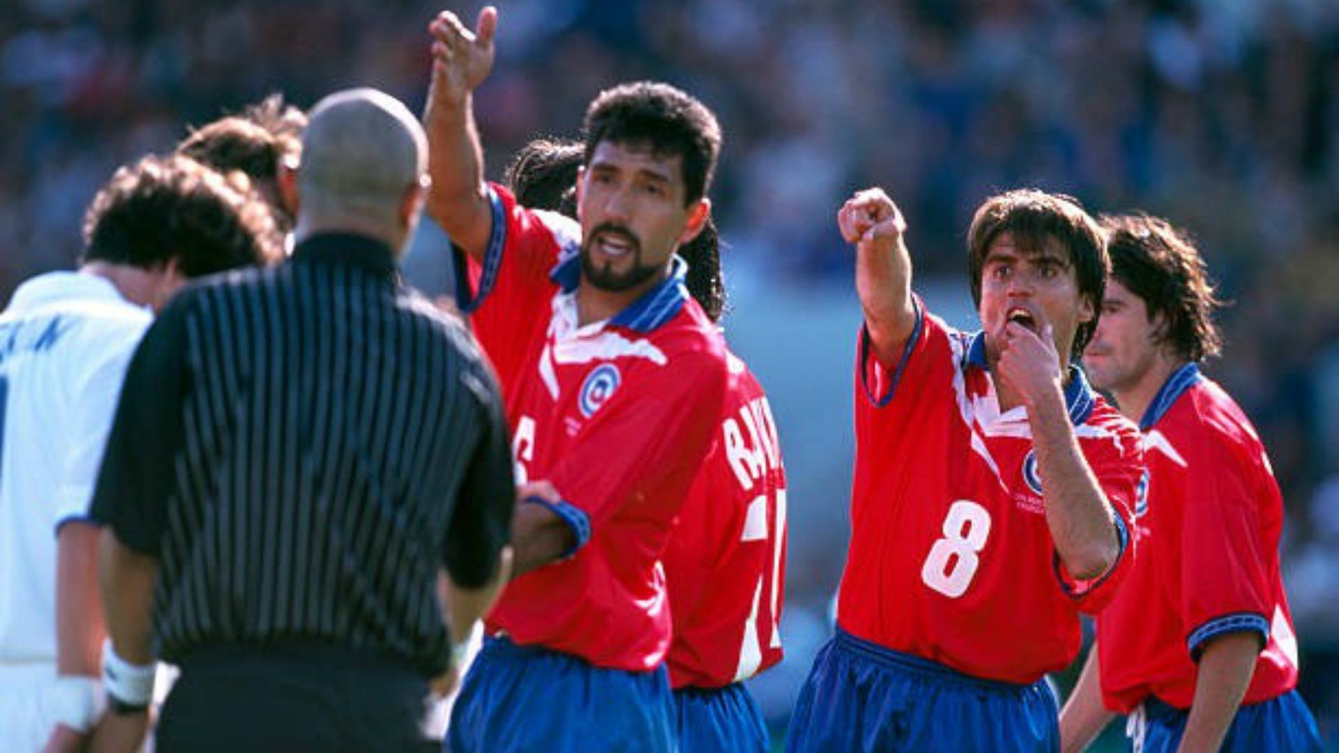 Falleció el exárbitro de fútbol Lucien Bouchardeau
