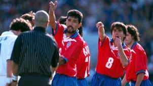 Chile Mundial Francia 98