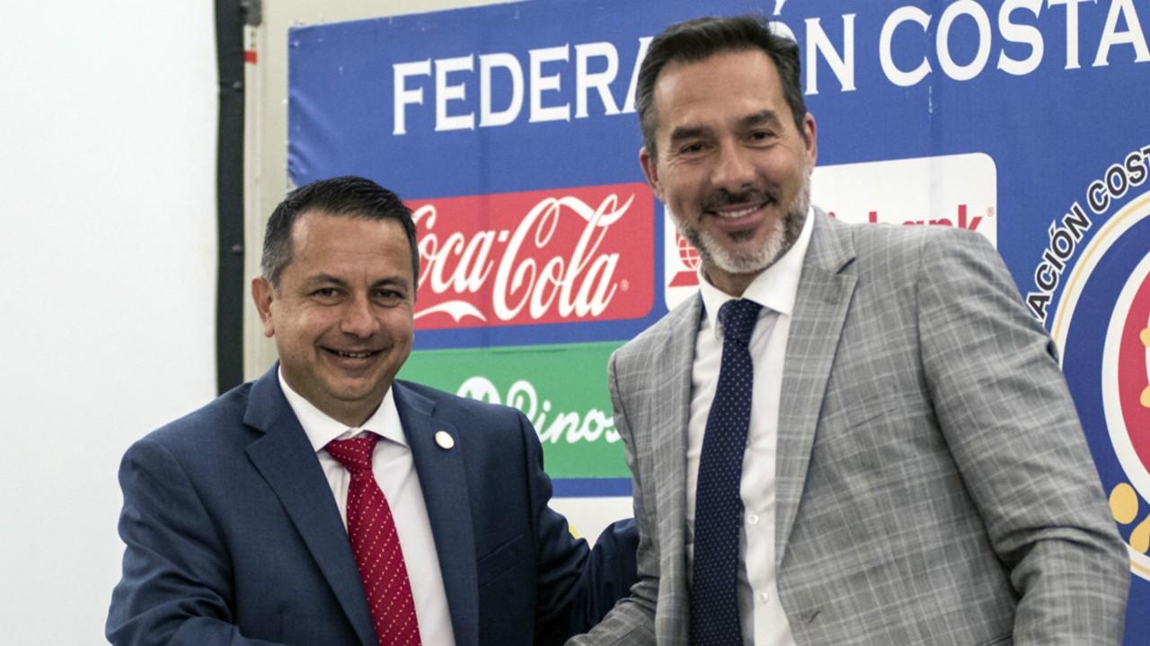 Costa Rica announces Gustavo Matosas as manager