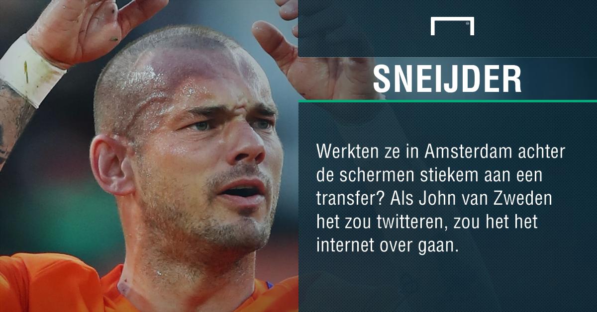 Column Sneijder Utrecht