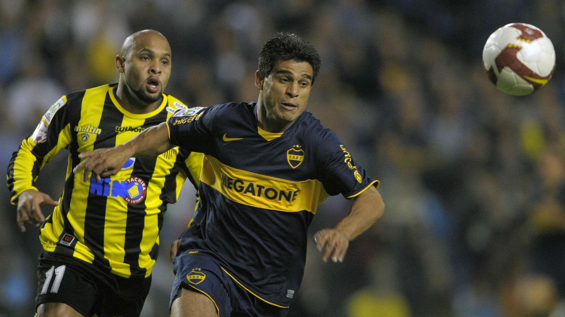 Hugo Ibarra Boca Juniors