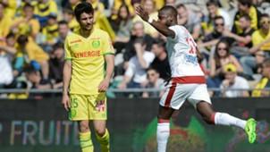 Younousse Sankhare Nantes Bordeaux Ligue 1 16042017