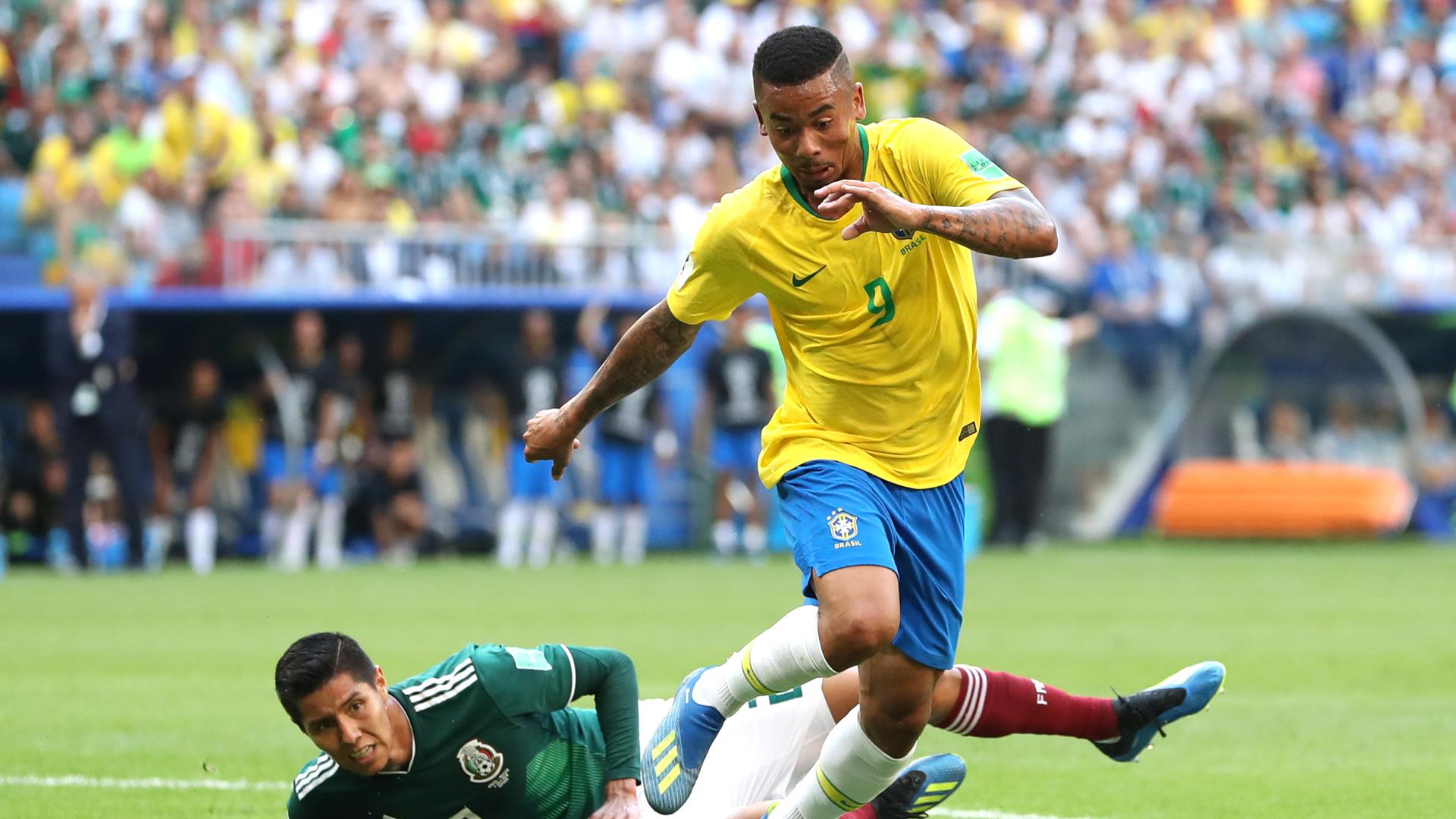 Gabirel Jesus Brasilien 02072018