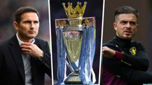 Frank Lampard Jack Grealish play-off Premier League