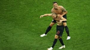 croatia argentina - dejan lovren domagoj vida - world cup - 21062018