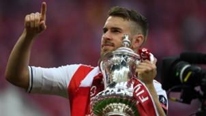Aaron Ramsey Arsenal FA Cup 2017