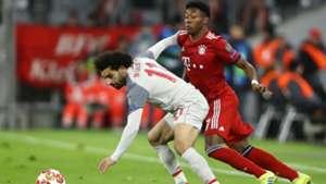Mohamed Salah David Alaba FC Bayern München Liverpool 13032019