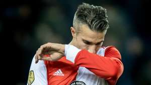 Robin van Persie, Feyenoord, 02112018