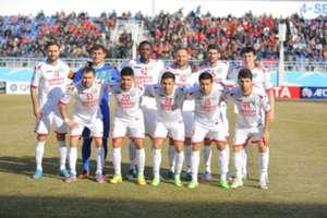 Lokomotiv Tashkent vs Al Ahli