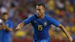Arthur Brazil El Salvador Friendly 11092018