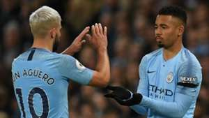 Gabriel Jesus: Out of the question that Aguero leaves Man City and me too