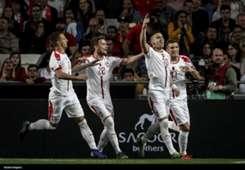 Dusan Tadic Serbia Portugal 25/3/19
