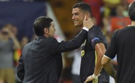 Marcelino & Ronaldo