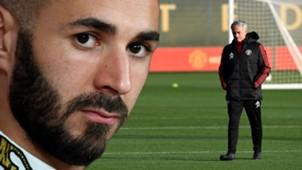 GFX Benzema Mourinho
