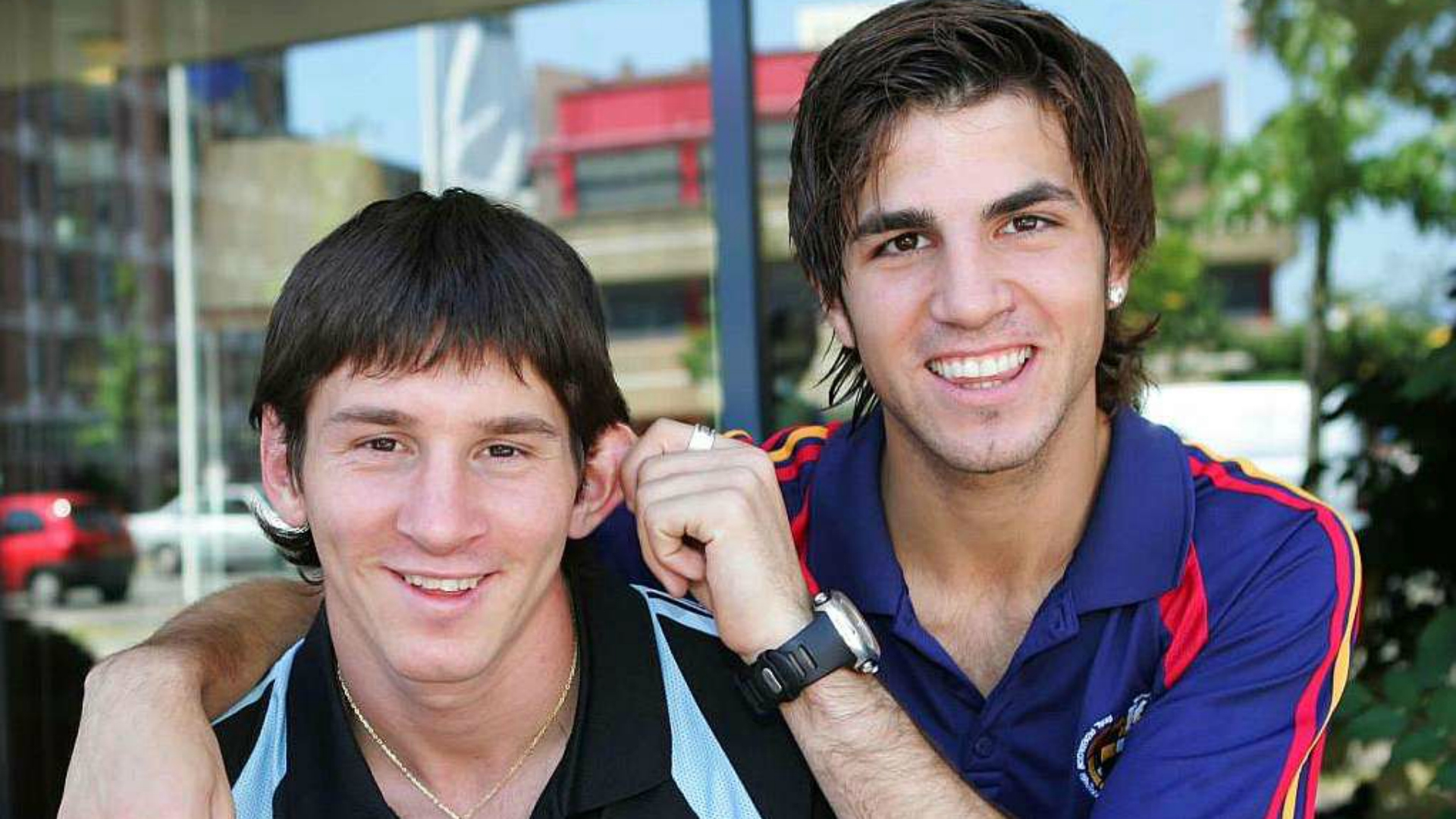 e148e758722213 The story of Lionel Messi's first days at Barcelona | Goal.com