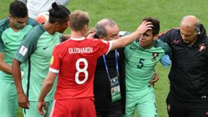 Raphael Guerreiro Portugal Confederations Cup