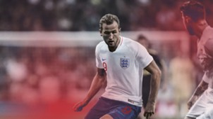 Kane England home kit 2018