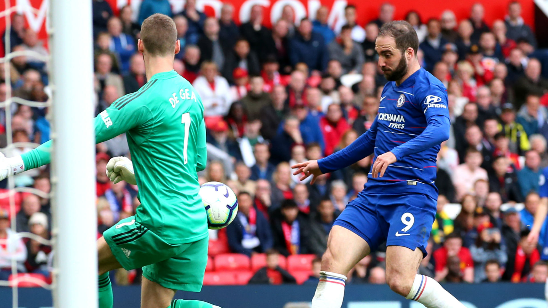 De Gea apologised to Man Utd teammates for Chelsea mistake