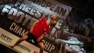 European Freestyle Football