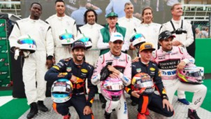 Formula 1 drivers Champions League legends