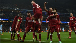 Liverpool Manchester City Champions League